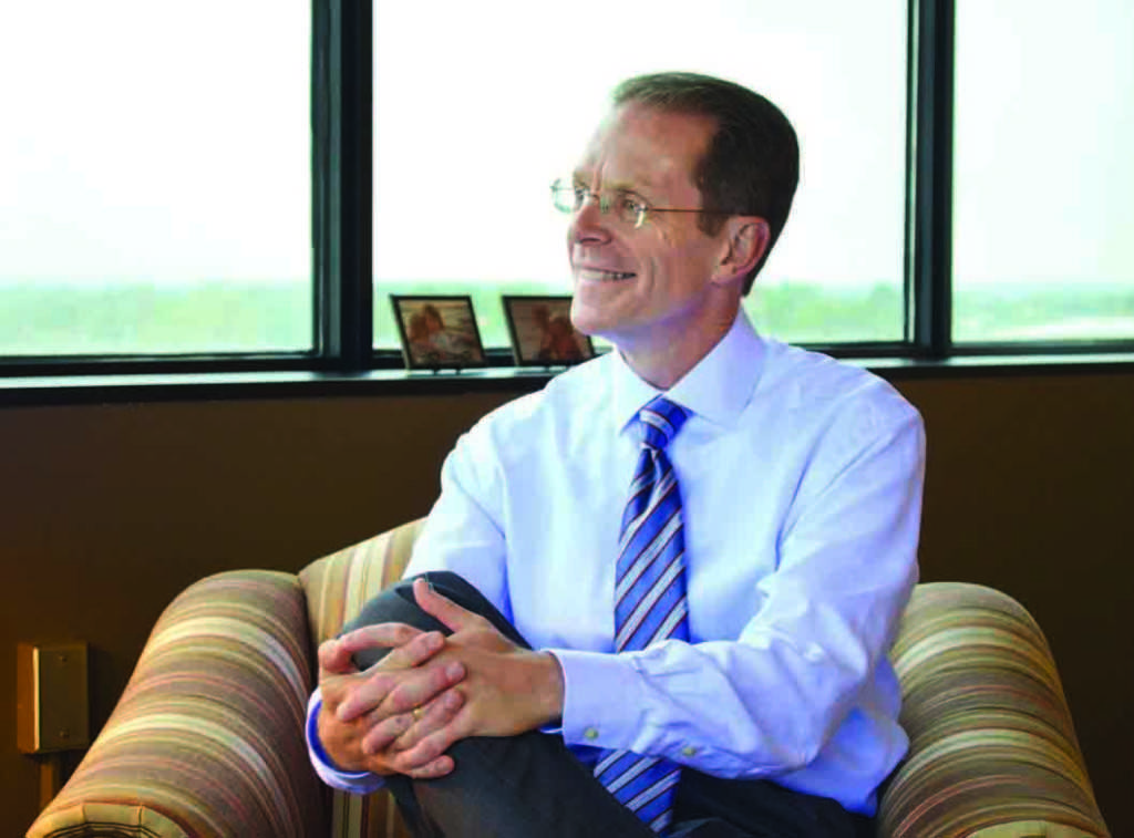 Mearns outlines priorities, challenges