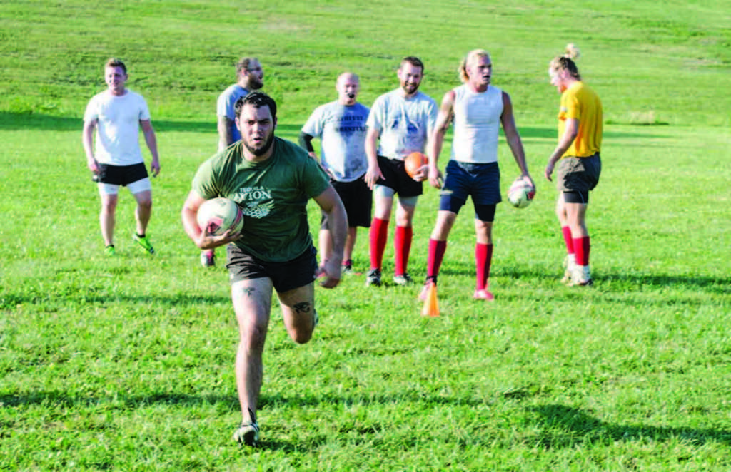 NKY rugby team draws student players