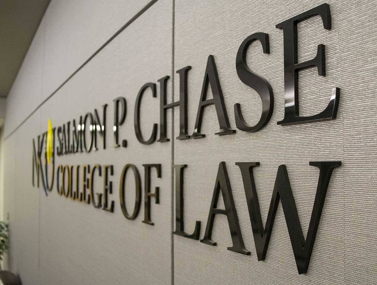 Salmon P. Chase College of Law at Northern Kentucky University.