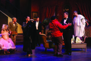 Semester's first play opens with a laugh