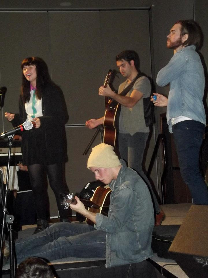Local band hits the NKU ballroom stage, a hit with the crowd