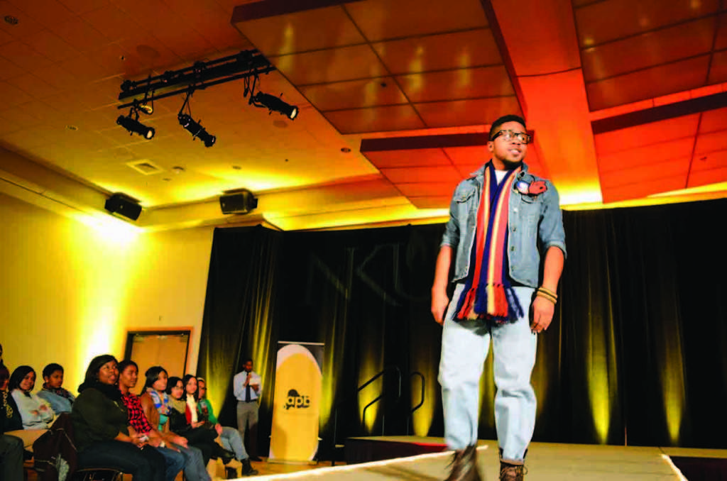 Fashion on a budget: APB's first Goodwill-inspired show