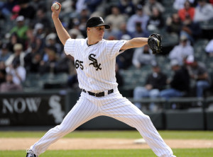 Former Norse pitcher excels in major league