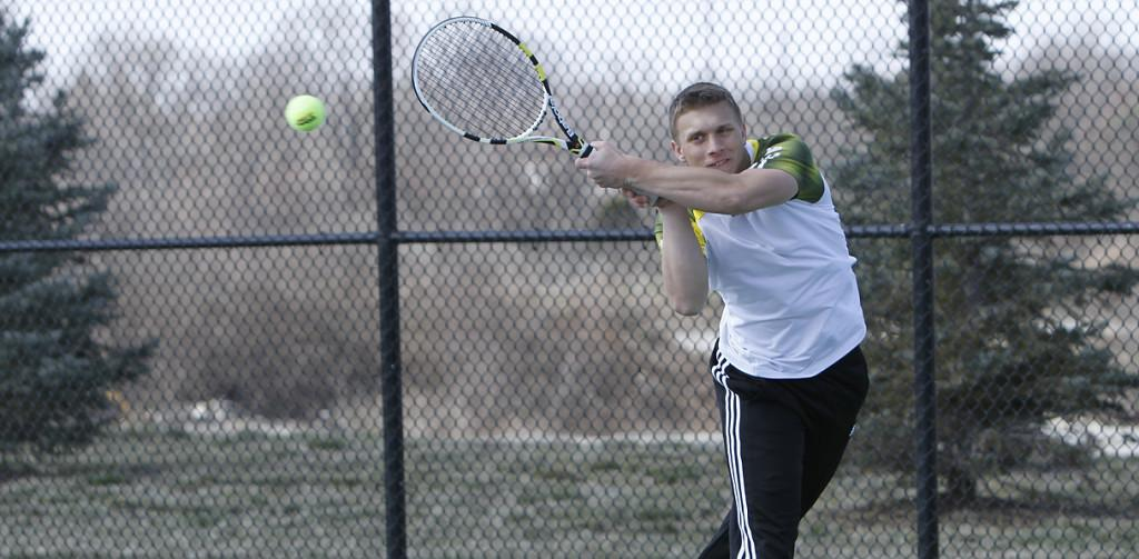 NKU Tennis takes a loss at home against Mercer