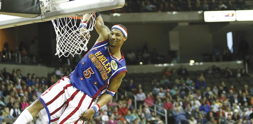 Fans set rules for Globetrotters