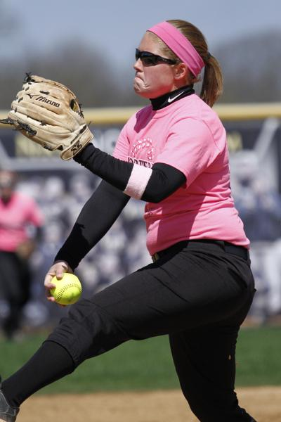 Norse softball sweeps East Tennessee State