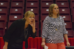 Volleyball coaches discuss D-I journey, Norse community