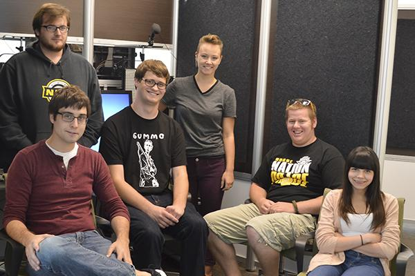 Internet radio station gives students the mic