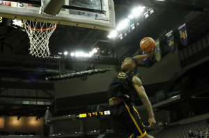 NKU kicks off basketball season with Black N Gold Madness