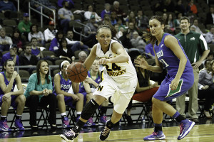 Senior team leader reflects on athletic career, life after college