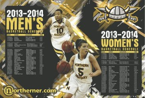 NKU Basketball Schedule 2013-14