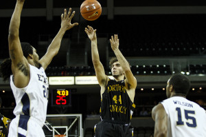 NKU men's basketball falls to Buccaneers