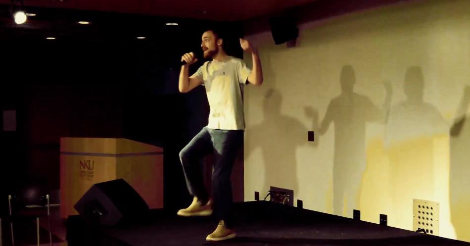 Two NKU students rap battle for 2 Chainz tickets
