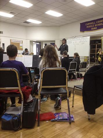 Hands-on learning helps music education majors flourish