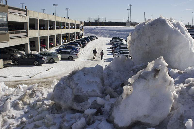Hazardous weather hit campus and had lasting effects this semester across the NKU community.