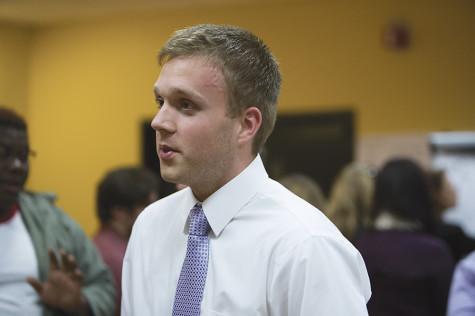 Student Trevor Dunaway shares his opinion on NKU's technological status.