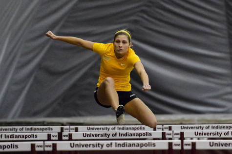 Women's track team surpasses new heights, breaks records