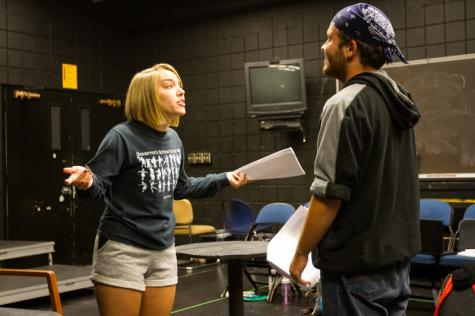 Theatre class promotes practice over teaching