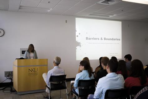 Barriers and boundaries lecture gives first look into future study abroad program