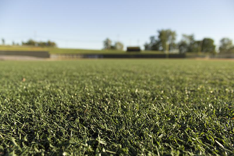 Artificial+turf+on+the+Bill+Aker+Baseball+Complex+at+Friendship+Field.+