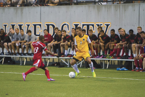 Globe trotting soccer player makes NKU his new home