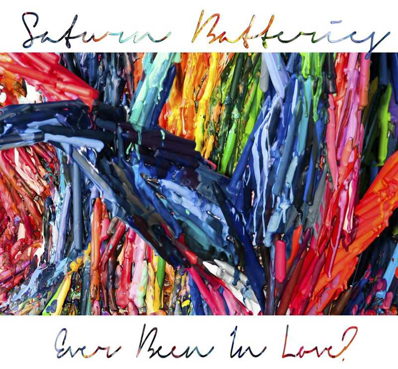 Saturn Batteries' 2013 EP