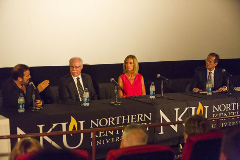 Q&A: NKU 'Kill the Messenger' premiere panel discussion