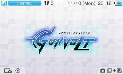 'Gunvolt' was released in August and it plays a lot like 'Mega Man'