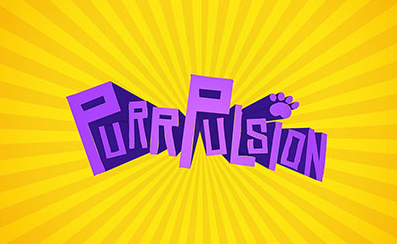 NKU students present Purrpulsion game at Ohio Game Developer Expo