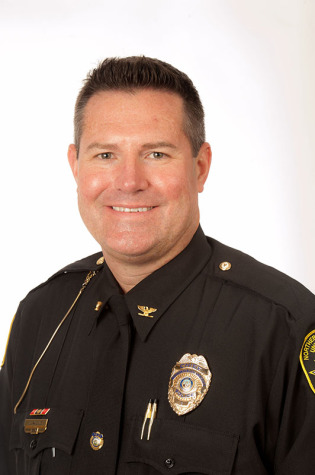 Chief of Police Jason Willis announced his resignation from NKU, effective May 29. Willis recently received a Ph.D. in education and educational leadership and plans to use his doctorate in his next career.