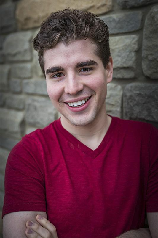 Philip Krinsky is a senior BFA performance major.