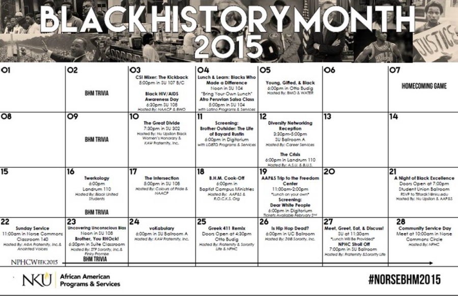 Black+History+Month+plans+to+unite+students+in+diversity
