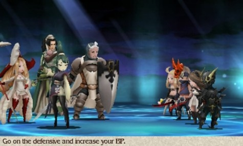 'Bravely Default' puts new spin on classic JRPG formula