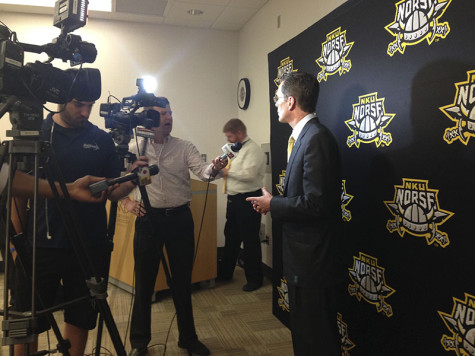 President Mearns announced Monday that NKU Athletics will move to the Horizon League. The move becomes effective July 1.