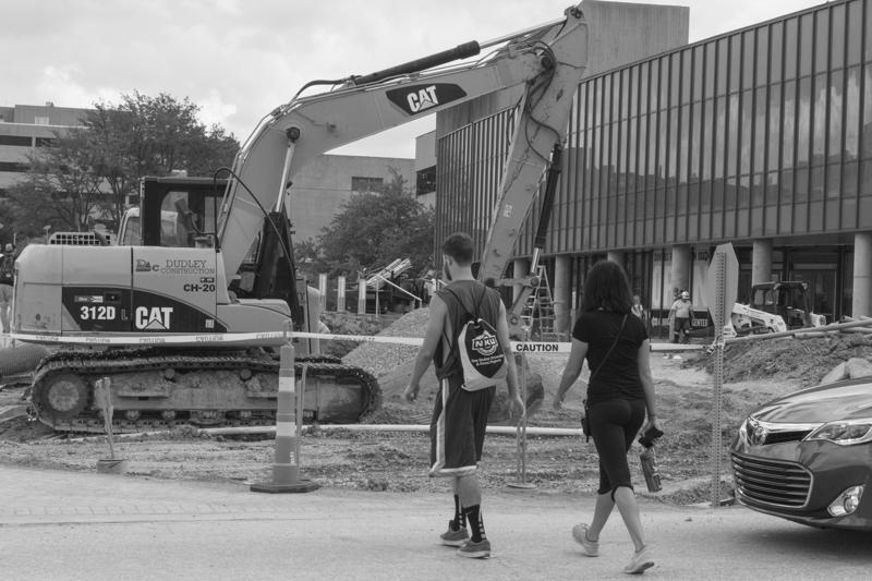 Construction 8-19-15 B-W