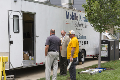Food truck new lunch alternative for NKU