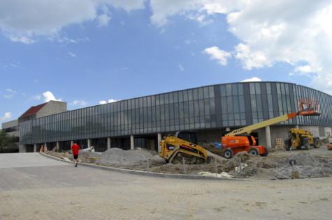 GALLERY: Campus Rec makes debut
