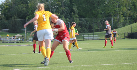 1-1 draw in final exhibition for women's soccer