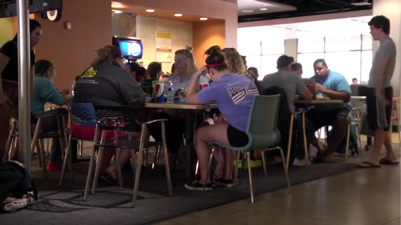 A guide to on-campus dining
