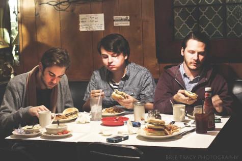 Meet indie-rock trio Orchards