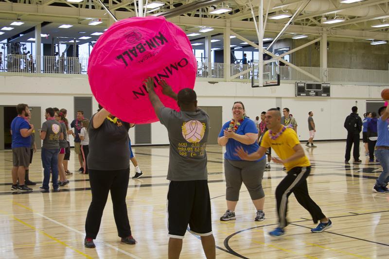 Students serving up cancer