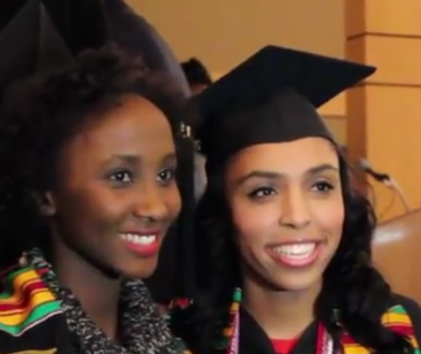 VIDEO: Sherehe ceremony recognizes African American graduates