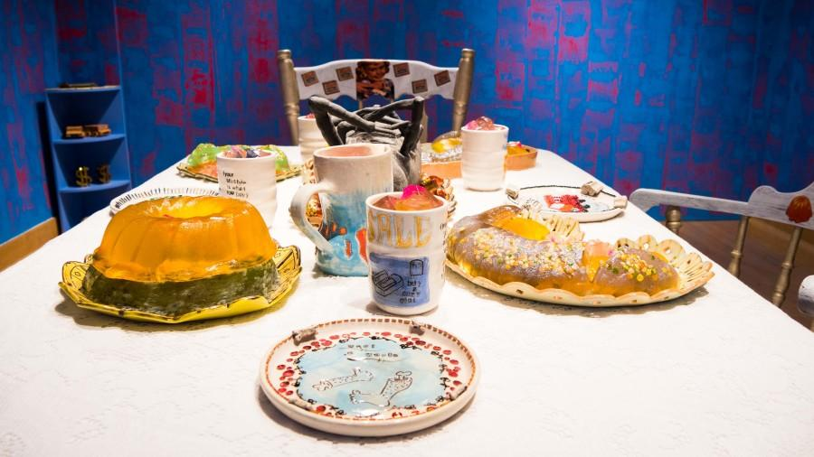 Emma Clixby's favorite parts from her exhibit,