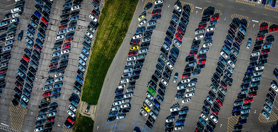 Crowded lots and blocked-in spots: Students' parking woes