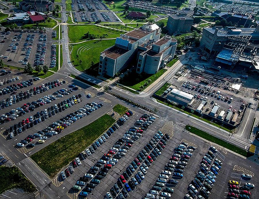 NKU Parking