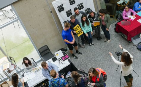 NKU's It's On Us campaign featured a week-long series of events on Sept. 26-30. The campaign has received mixed criticism in light of an ongoing federal lawsuit involving a sexual assault case.