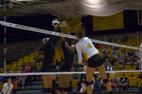 Norse extinguish Flames in five sets