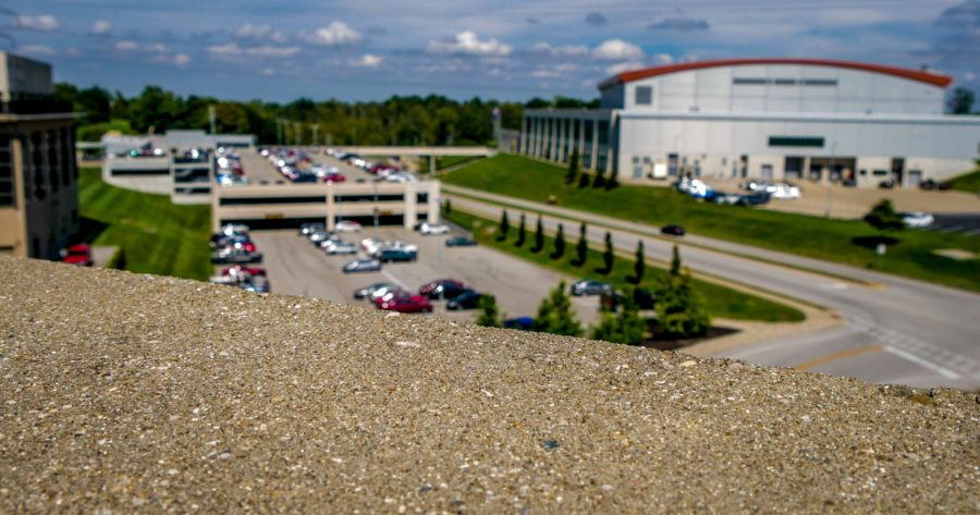 NKU offers alternatives to driving alone to campus. This includes ZipCar, TANK Bus and bikes for riding to places nearby.