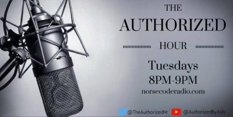 Ashley Wilson hosts The Authorized Hour on Tuesdays from 8 p.m. to 9 p.m. Wilson often discuses social issues on her show.