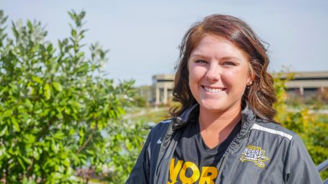 Ryleigh Waltz is a senior nursing major at NKU. She is also a member of the NKU golf team